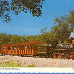 pioneer town train circa 1970's