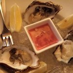 creamy & sweet de claire oysters