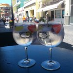 gins y tapas