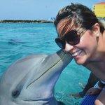 Beijo do golfinho