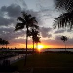 Sunset at Indigo Reef