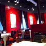 Restaurante Rara Avis - Salón Rouge