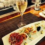 Tuna Tartare with Caviar