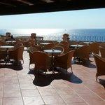 terrazza panoramica del bar