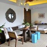 Eingangsbereich Suite