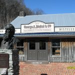 Heading in for George Dickel tour