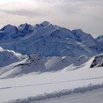 Some of 265km ski area