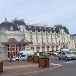 facade du grand hotel