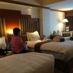 spacious & clean room at RM 917