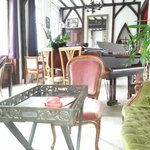 Le salon et son piano