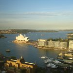 Sydney Bay and Opera House