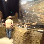 Inside Visitor Center