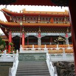 Sun Moon Lake: Wenwu Temple  日月潭: 文武廟