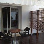 Balcony  Hotel Carlton