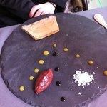 Foie Gras à la figue