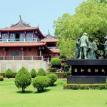 Tainan: Chihkan Tower  臺南: 赤崁樓