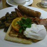 Breakfast cuit à la demande