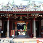 Tainan: Sacrificial Rites Martial Temple  臺南: 祀典武廟