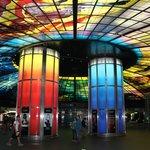 MRT Formosa Boulevard Station  光之穹頂