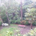 jardin de détente pr les beaux jours