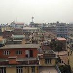 Pemandangan dari roof top