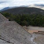 Амфитеатр Эпидавра