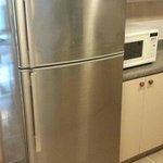 very large fridge freezer