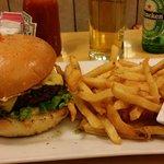 """le burger """"Heaven"""""""