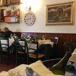 Вид ресторана изнутри