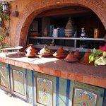 cuisine en terrasse