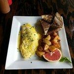 Omelete. .delisously yummy