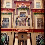 The spectacular Egyptian House in Penzance