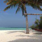 Beach near Sangu villas