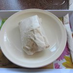 Wrapped chicken roti