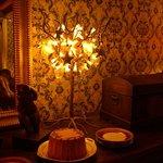 Aristocratic dining space
