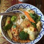 Veggie Noodle Bowl. Mmmmm!