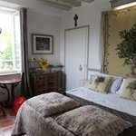 Our room Chambre de L'Abbé Cambon