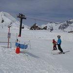 Pistas de esqui/snow