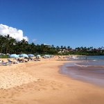 Gorgeous Beach in front of the Grand Wailea, Maui (melissa mccoy)