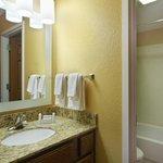Two-Bedroom Suite Bathroom