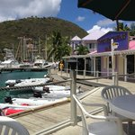 Soper's Hole Marina - good for shopping and a lunch