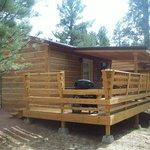 Beautiful Cabins, Full linen & Bath, Large Decks