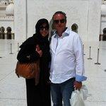 Must see mosk in Abu Dhabi!