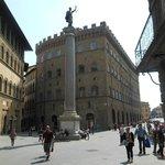 Piazza S.Trinita - via Tornabuoni