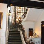 escalier art décor