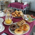 Maravilloso desayuno (y se puede repetir!!)