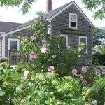 Nantucket Lightship Basket Museum's Historic Building and Garden