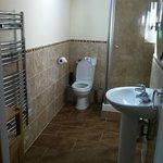 Ensuite bathroom - best shower ever!