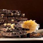 Ginger & Fig Chocolate Bark
