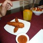 finguers de pollos (1,80e)
